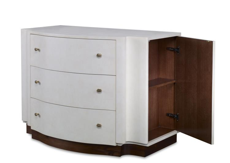 Greta Drawer Chest - Century Furniture - Carrier and Company - Hoff Miller