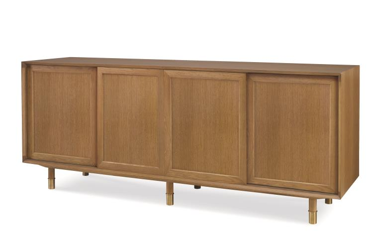 Harvey Media Console - Century Furniture - Carrier and Company - Hoff Miller