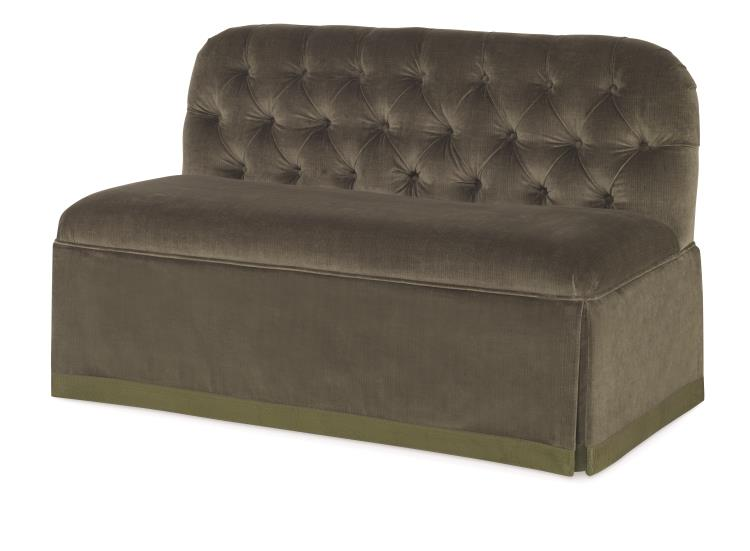 Osborne Tufted Bench - Century Furniture - Carrier and Company - Hoff Miller