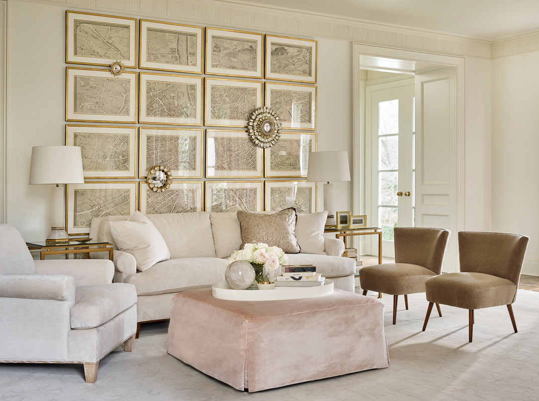 Paris Apartment Collection By Suzanne Kasler For Hickory Chair