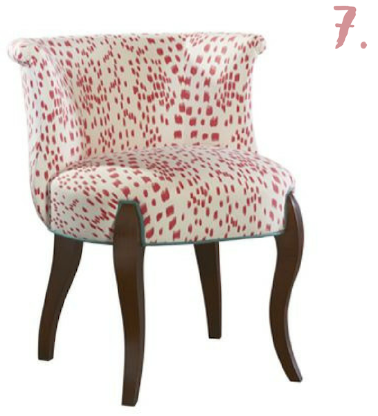 June Moodboard: Julia Chair, Hickory Chair