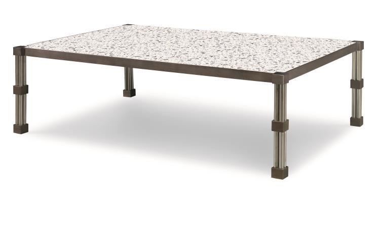 Ascher Cocktail Table - Century Furniture - Carrier and Company - Hoff Miller