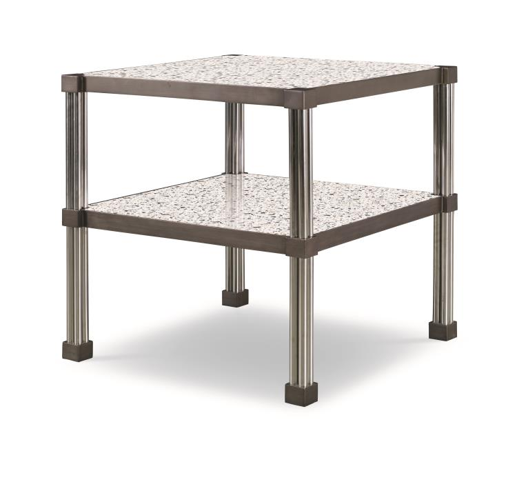 Ascher Side Table - Century Furniture - Carrier and Company - Hoff Miller