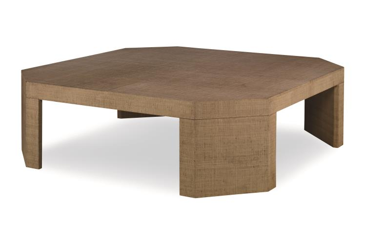 Gustav Cocktail Table - Century Furniture - Carrier and Company - Hoff Miller