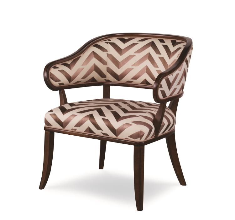 Natalie Chair - Century Furniture - Carrier and Company - Hoff Miller
